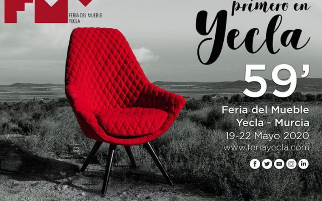 La 59 edición de la Feria del Mueble de Yecla ya tiene fecha