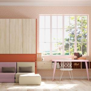 Dormitorio Juvenil Lagrama