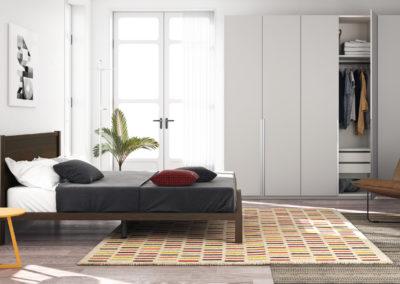 Armarios dormitorios serenity split
