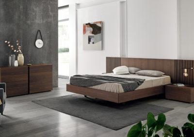 Dormitorio nox mies de Mobenia