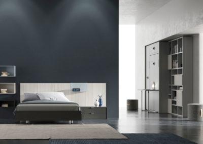 Dormitorio Tebar QBN-1600