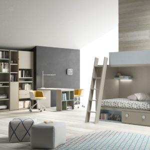 Dormitorio Juvenil Tegar